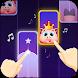 Magic Animal Piano Tiles - US UK Top Hits 2020 - Androidアプリ