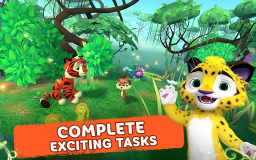 Leo and Tig: Forest Adventures  screenshots 2