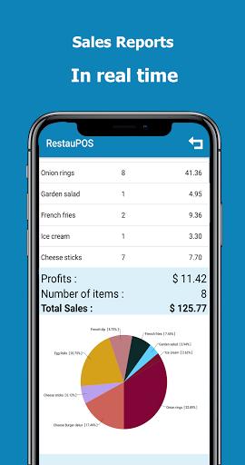 Restaupos Point of Sale - POS System apktram screenshots 7