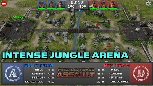 Primal Carnage Assault screenshots 3