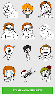 Stickers For WhatsApp ( WAStickerApps ) 5