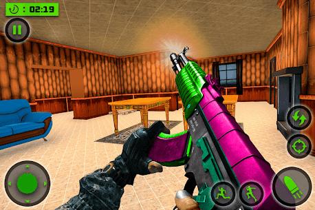 House Destruction Smash Destroy FPS Shooting House Mod Apk (God Mode) 9