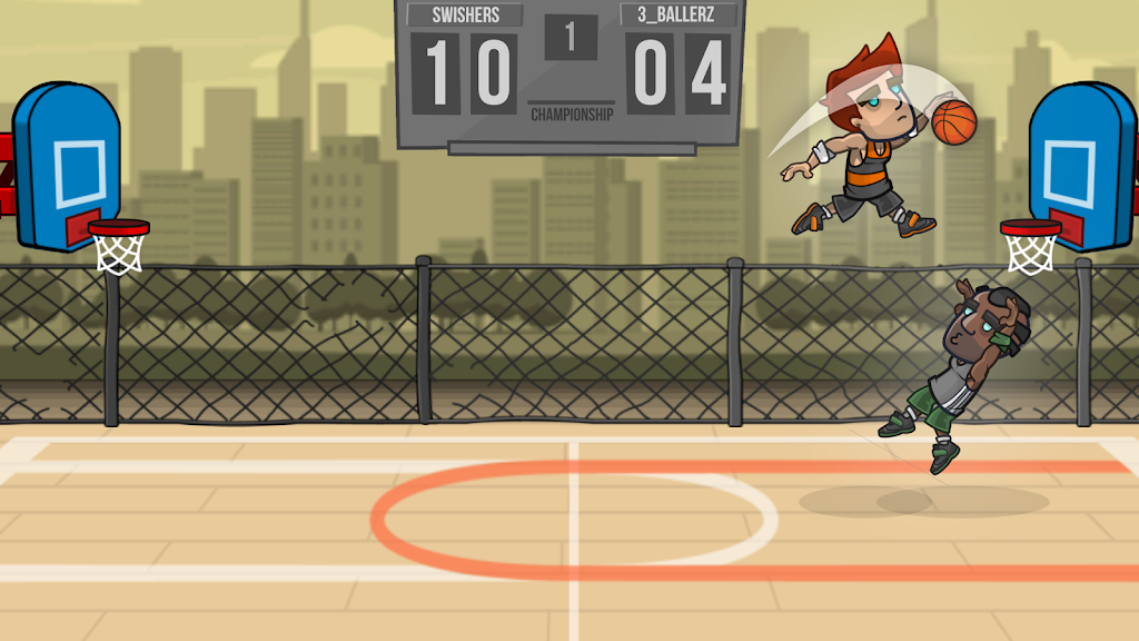 Basketball Battle poster 13