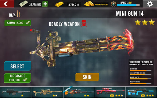 Zombie Hunter Hero 1.0.14 Screenshots 3