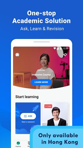 Snapask: Personalized Study App apktram screenshots 3