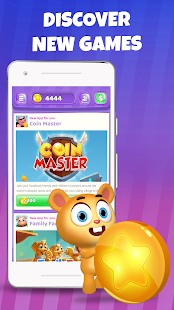 Coin Pop - Play Games & Get Free Gift Cards Screenshot