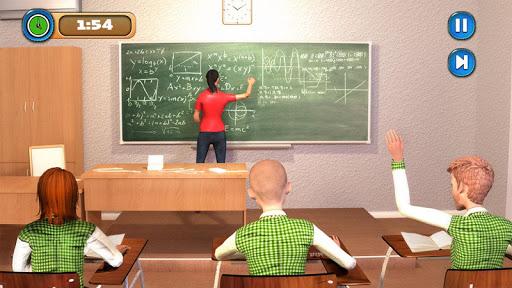 High School Teacher - School Life Days 2020 1.0.0 Screenshots 11
