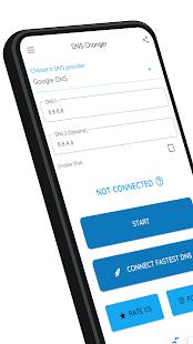 DNS Changer | Mobile Data & WiFi | IPv4 & IPv6 1271r APK screenshots 1