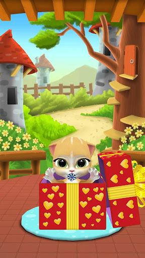 Emma the Cat - My Talking Virtual Pet 2.9 screenshots 4