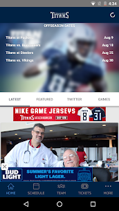 Tennessee Titans  Apps For Pc – Windows 7, 8, 10 & Mac – Free Download 1