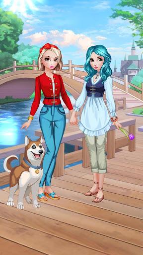 Icy Dress Up - Girls Games  screenshots 7