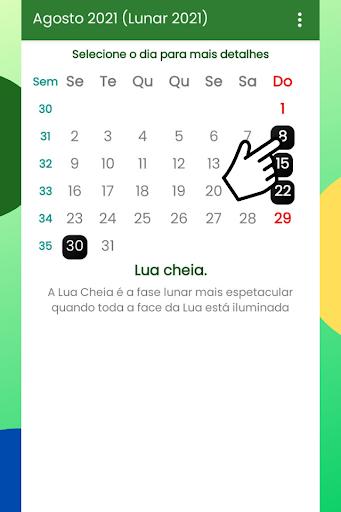 Calendu00e1rio Brasil 2021 Gru00e1tis android2mod screenshots 8