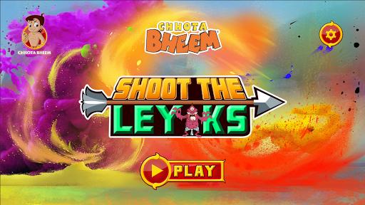 Chhota Bheem Shoot the Leyaks Game 1.5.0 screenshots 10