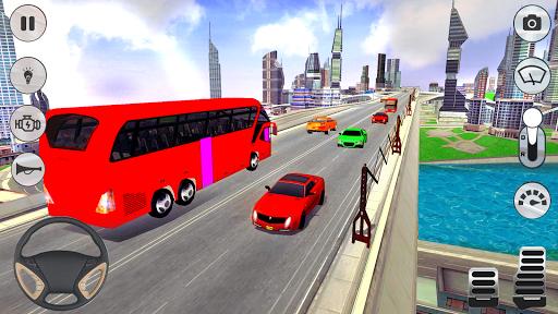 City Coach Bus Driver 3D Bus Simulator 1.1.7 screenshots 15