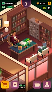 Law Empire Tycoon – Idle Game Justice Simulator Mod Apk 1.9.3 (Unlimited Money) 5