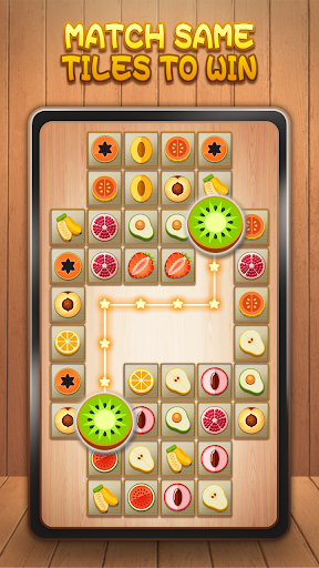 Tile Connect - Free Tile Puzzle & Match Brain Game 1.5.0 screenshots 5