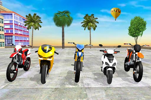 Bike Taxi Simulator: Passenger Transport Game  Pc-softi 12