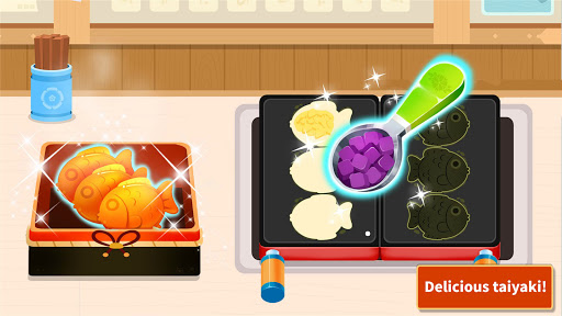 Little Panda's Sushi Kitchen apklade screenshots 2