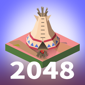 Age of City Tour : 2048 merge
