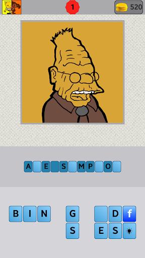 Cartoon Quiz apklade screenshots 1