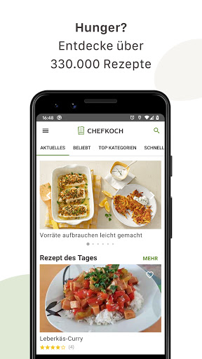 Chefkoch - Rezepte & Kochen apktram screenshots 1