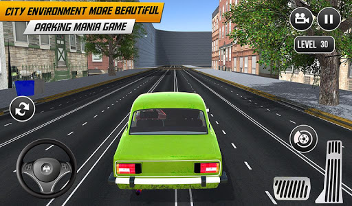 Prado Car Parking Game: Extreme Tracks Driving 3D  screenshots 12