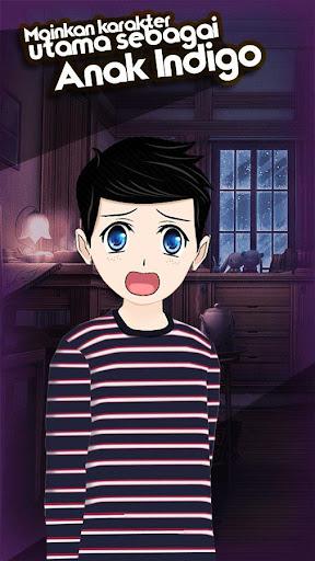 Kode Keras Anak Indigo - Visual Novel Indonesia 1.51 Screenshots 2