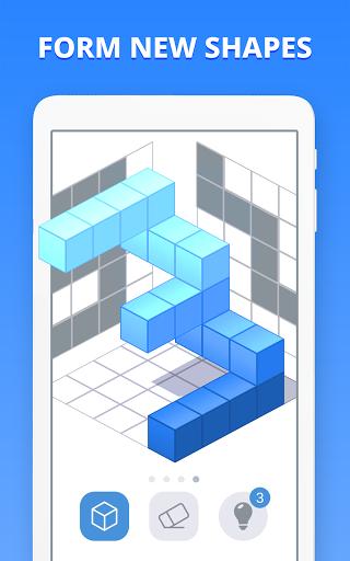 Isometric Puzzle - Block Game 1.0.6 screenshots 9