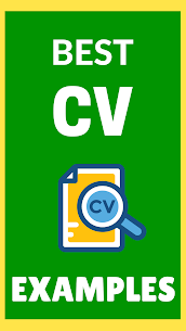 CV Examples 2020 For Pc | How To Use (Windows 7, 8, 10 And Mac) 1