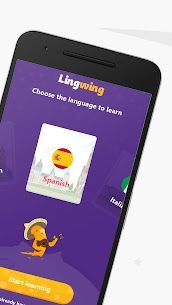 Lingwing – Language learning app 9.3 Mod Android Updated 2