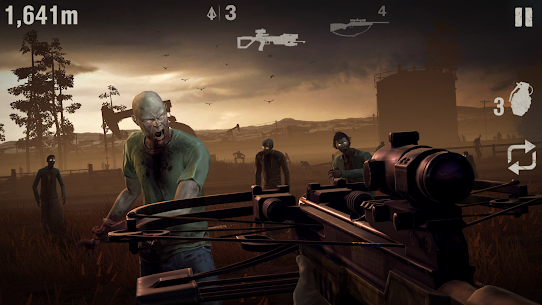Into the Dead 2 APK MOD 1.48.0 (Unlimited Money/Ammo) 7