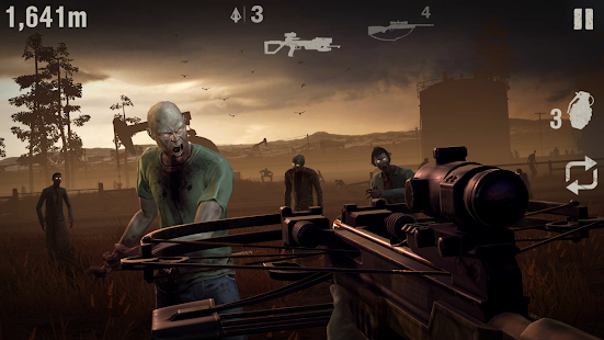 Into the Dead 2: Zombie Survival Screenshot