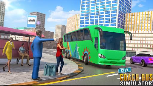 City Coach Bus Simulator 3D 1.6 screenshots 9