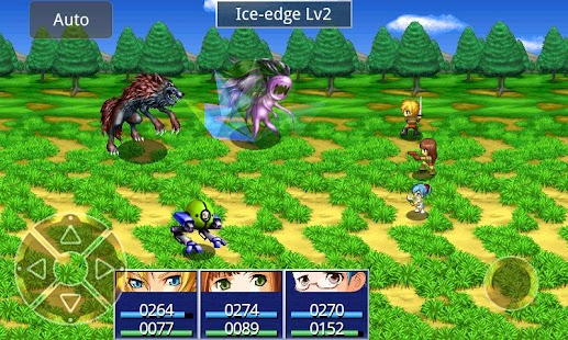 RPG Eve of the Genesis Screenshot