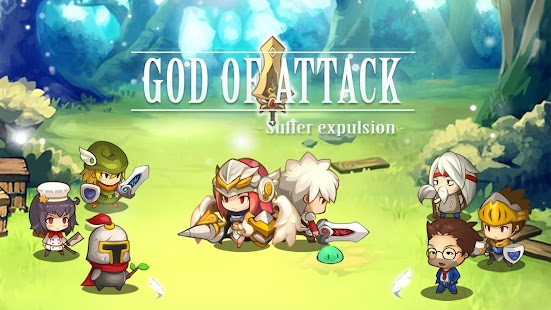 God of Attack Screenshot