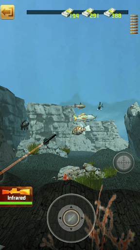 Fishing Hunter - Ocean Shooting Simulator  screenshots 2