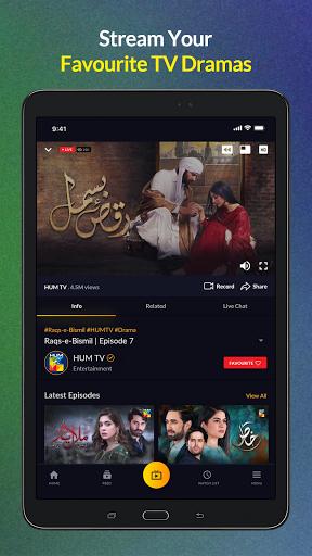 mjunoon.tv: Watch PSL 6 2021 Live and Free  Screenshots 12