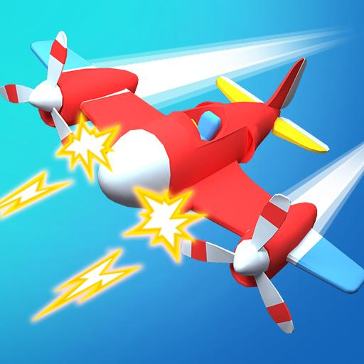 Fly and fight the enemy in this most awesome game!