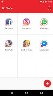 Dr.Clone: Parallel Accounts, Dual App, 2nd Account 1.5 Screenshots 3