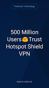 Hotspot Shield VPN Elite Apk İndir 1