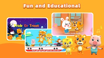 Kids Nursery Rhymes - Baby Songs, Videos &TV