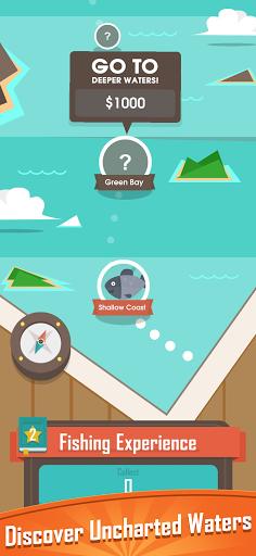 Hooked Inc: Fisher Tycoon  screenshots 4