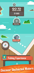 Hooked Inc: Fisher Tycoon 2.19.2 Apk + Mod 4