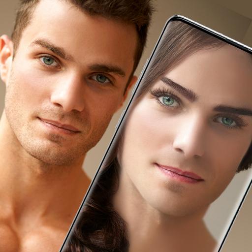 Las Mejores Aplicaciones para Cambiar Cara de Hombre a Mujer Gratis