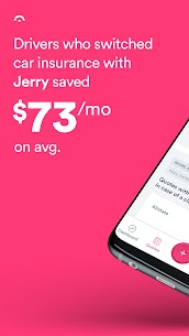 Jerry  Car Insurance Savings Apk 1