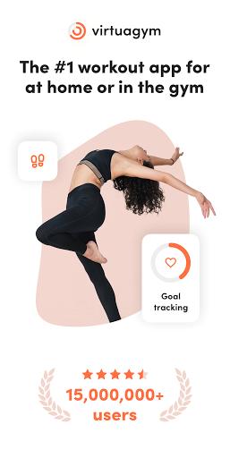 Virtuagym Fitness Tracker - Home & Gym  screenshots 1