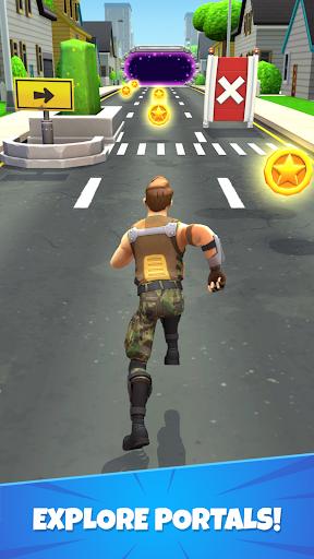 Battle Run - Runner Game  screenshots 2
