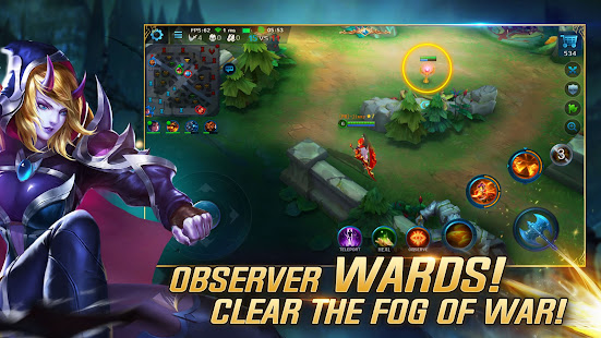 Mod Game Heroes Evolved for Android