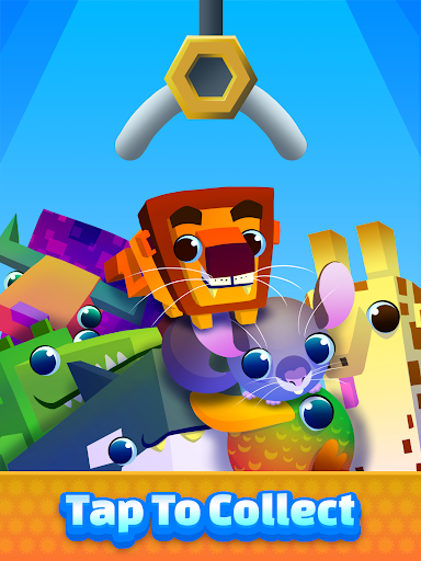 Spin a Zoo - Tap, Click, Idle Animal Rescue Game!  screenshots 8
