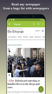 World Newspapers – Local News & International News